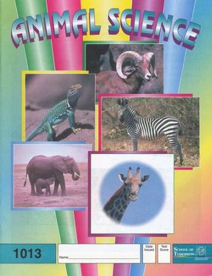 Animal Science PACE 1013, Grade 2   -