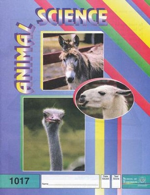 Animal Science PACE 1017, Grade 2   -