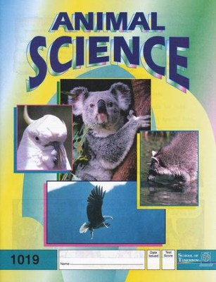 Animal Science PACE 1019, Grade 2   -