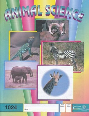 Animal Science PACE 1024, Grade 2   -