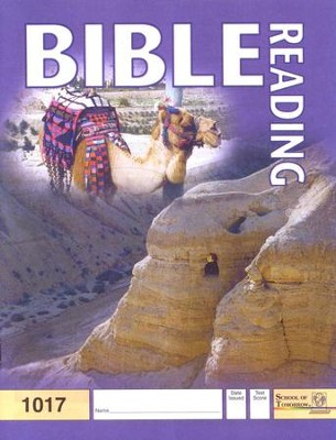 Bible Reading PACE 1017, Grade 2   -