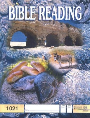 Bible Reading PACE 1021, Grade 2   -