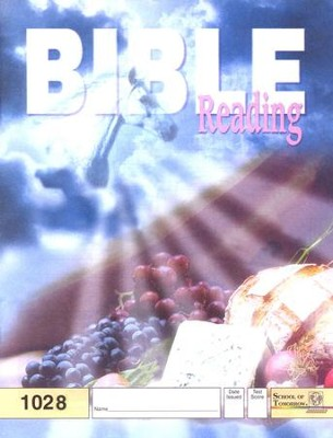 Bible Reading PACE 1028, Grade 3   -
