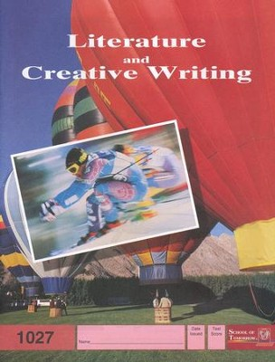 Literature And Creative Writing PACE 1027, Grade 3   -