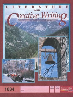 Literature And Creative Writing PACE 1034 Grade 3  -