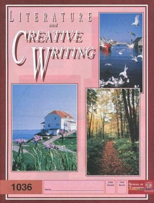 Literature And Creative Writing PACE 1036, Grade 3   -
