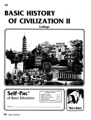 History of Civilization 2 Self-Pac 14   -