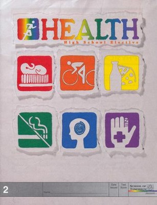 Health PACE 2, Grade 9-12   -