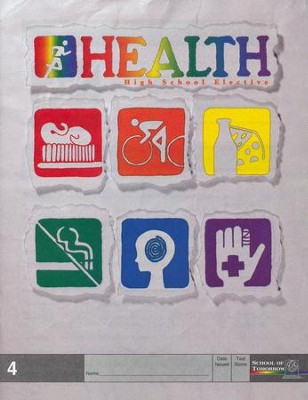 Health PACE 4, Grade 9-12   -