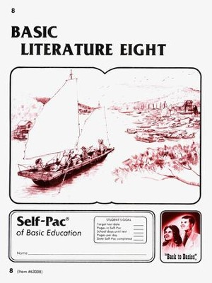 Basic Literature 8 Study Guide  -