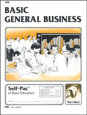 General Business Self-Pac 108  -
