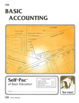 Accounting Self-Pac 126, Grades 9-12   -