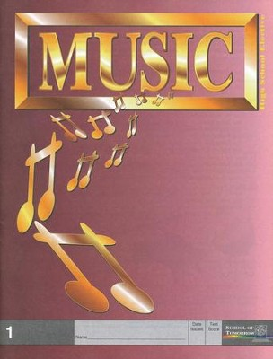 Music PACE 1, Grades 9-12   -