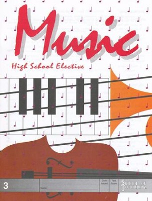 Music PACE 3 , Grades 9-12   -