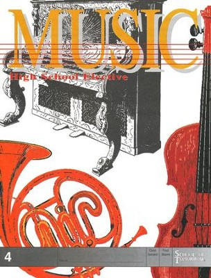 Music PACE 4, Grades 9-12   -