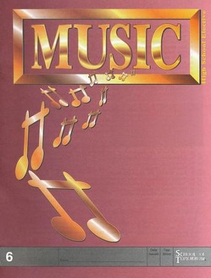 Music PACE 6, Grades 9-12   -
