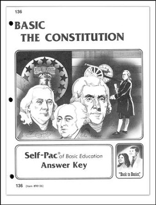 The Constitution Key 136  -