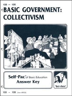 Collectivism Key 133-135  -