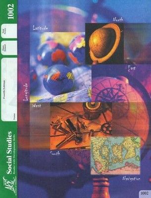 4th Edition Social Studies PACE 1002 Grade 1  -