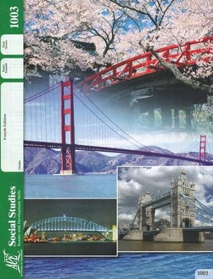 4th Edition Social Studies PACE 1003 Grade 1  -