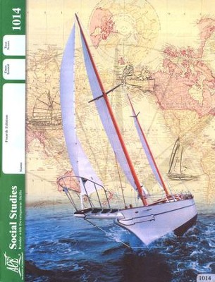 4th Edition Social Studies PACE 1014 Grade 2  -