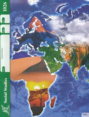 4th Edition Social Studies PACE 1026 Grade 3  -