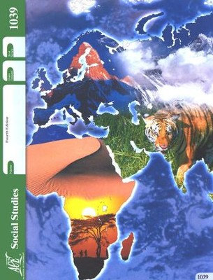 4th Edition Social Studies PACE 1039, Grade 4   -