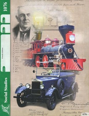 4th Edition Social Studies PACE 1076, Grade 7   -