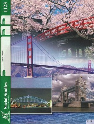 4th Edition American History PACE 1123 Grade 11  -