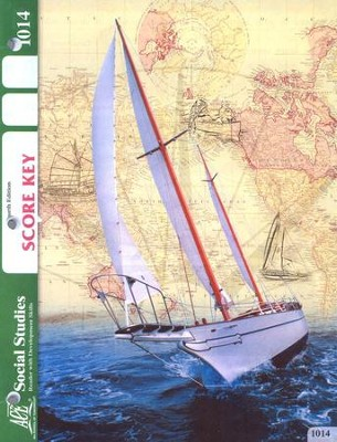 4th Edition Social Studies SCORE Key 1014, Grade 2   -