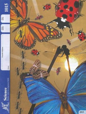 4th Edition Science PACE 1015, Grade 2   -