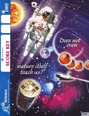 Science PACE SCORE Key 1005, Grade 1, 4th Edition   -
