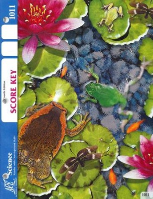Science PACE SCORE Key 1011, Grade 1, 4th Edition   -