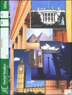 4th Edition Social Studies PACE 1004 Grade 1  -
