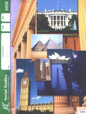 4th Edition Social Studies PACE 1018, Grade 2   -