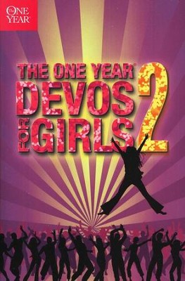 One Year Book of Devotions for Girls #2   -     By: Children's Bible Hour