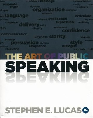 The Art of Public Speaking [With Access Code]  -     By: Sally Laity