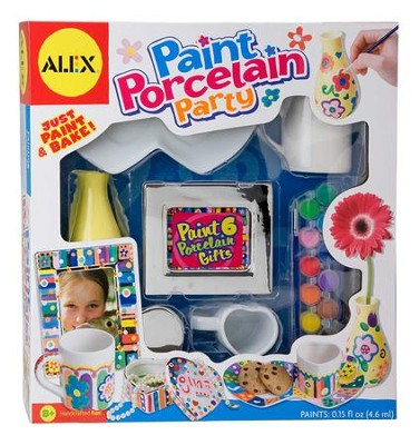 Paint Porcelain Party   -
