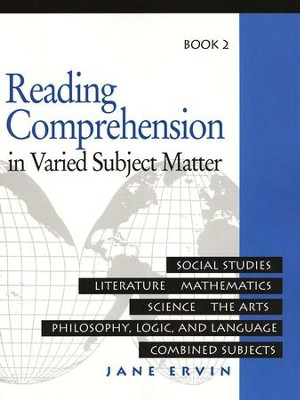 Reading Comprehension in Varied Subject Matter Book 2, Grade 4  -     By: Jane Ervin