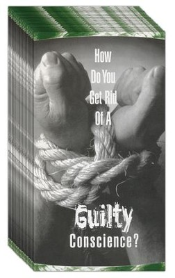 How Do You Get Rid of a Guilty Conscience? Pack of 25   -