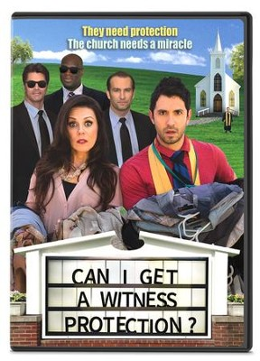 Can I Get A Witness Protection? DVD   -