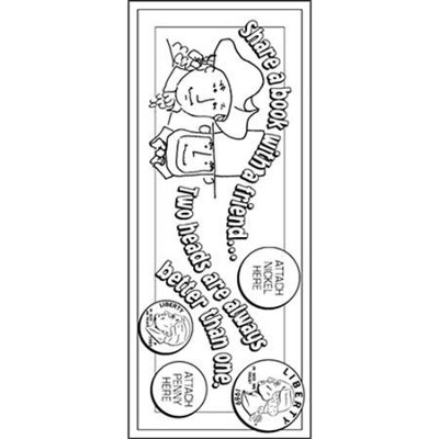 President's Day Bookmark    -