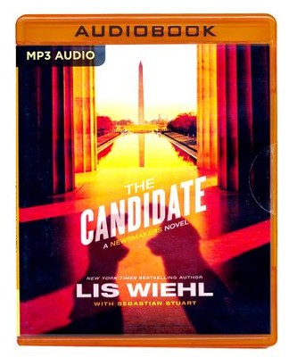 The Candidate, Unabridged MP3-CD   -     Narrated By: Devon O'Day     By: Lis Wiehl, Sebastian Stuart