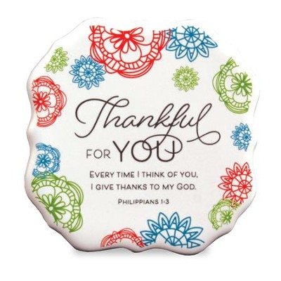 Thankful for You Magnet  -