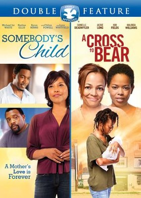 Somebody's Child/A Cross to Bear, Double Feature DVD   -