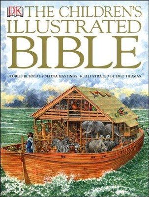 The Children's Illustrated Bible (full size)  -     By: Selina Hastings;     Illustrated By: Eric Thomas