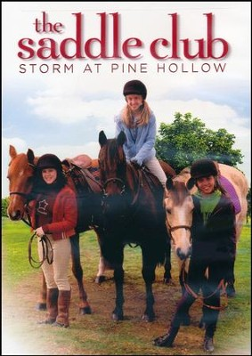 The Saddle Club: Storm at Pine Hill, DVD   -