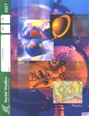 4th Edition Social Studies PACE 1017, Grade 2   -