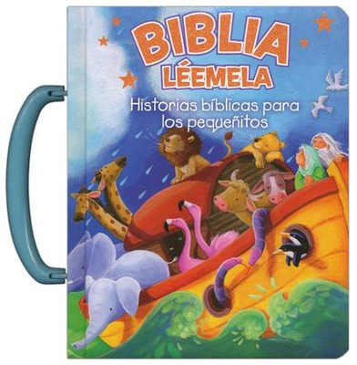 Biblia Léemela  (Read to Me Toddlers Bible)  -