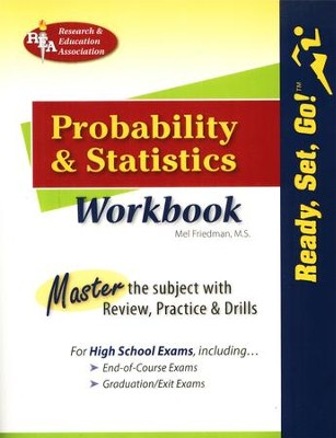 Probability and Statistics Workbook  -     By: Mel Friedman